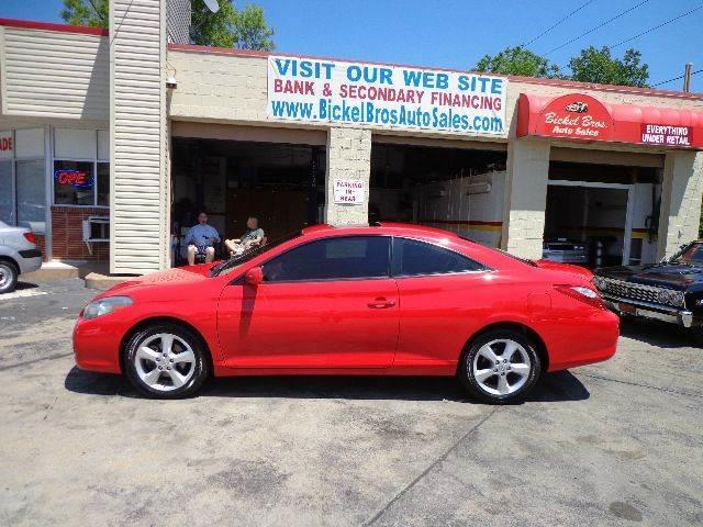 2008 toyota camry solara sle v6 coupe in louisville ky bickel bros auto. Black Bedroom Furniture Sets. Home Design Ideas