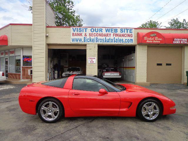 Used 1998 Chevrolet Corvette For Sale