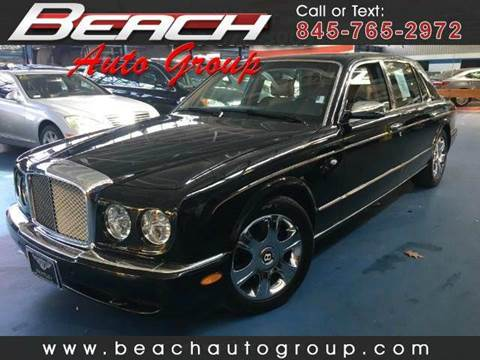2006 Bentley Arnage for sale in Beacon, NY