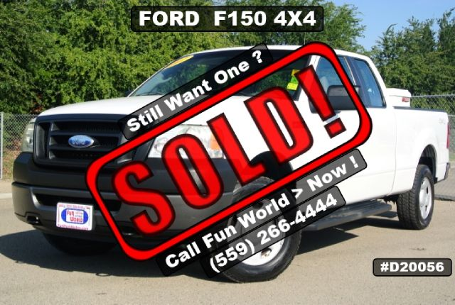 2007 Ford F-150 for sale in Fresno CA