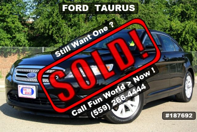 2011 Ford Taurus for sale in Fresno CA