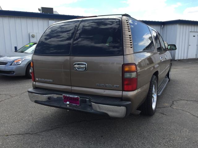 2003 Chevrolet Suburban 1500 LS 4dr SUV - Clovis CA