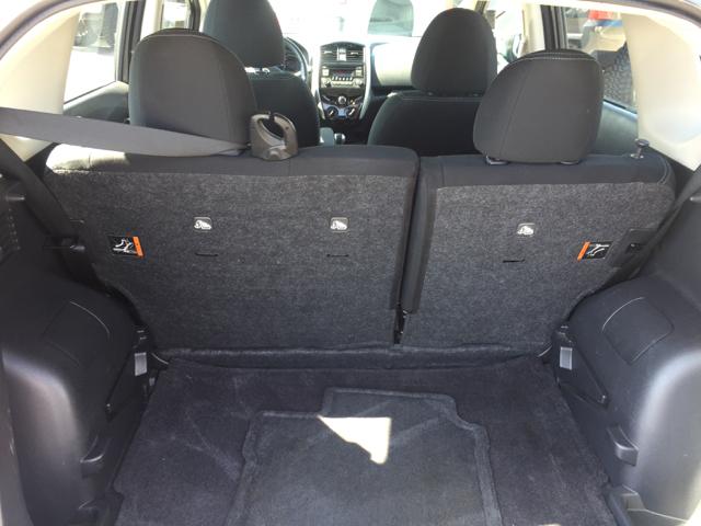 2015 Nissan Versa Note SV 4dr Hatchback - Clovis CA