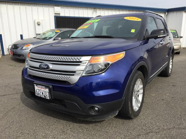 2013 Ford Explorer AWD XLT 4dr SUV - Clovis CA