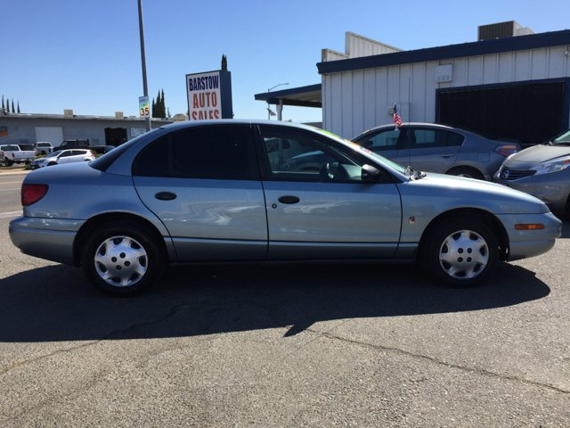 2002 Saturn S-Series SL1 4dr Sedan - Clovis CA