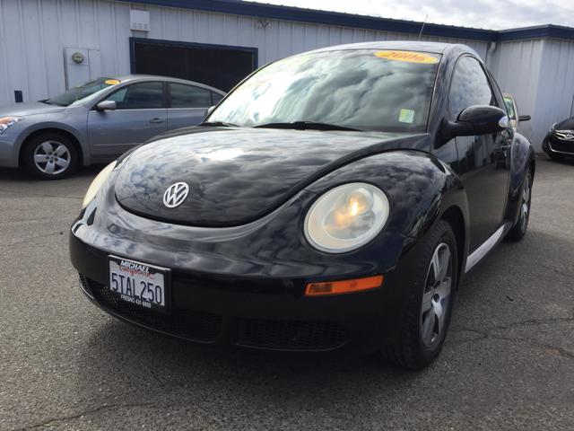 2006 Volkswagen New Beetle 2.5 PZEV 2dr Hatchback (2.5L I5 6A) - Clovis CA