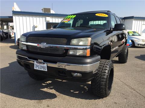 2004 Chevrolet Avalanche for sale in Clovis, CA