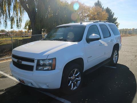 2011 Chevrolet Tahoe for sale in Vernal, UT