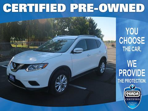 2016 Nissan Rogue for sale in Vernal, UT