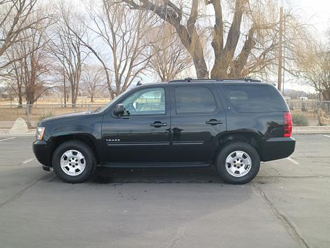 2013 Chevrolet Tahoe for sale in Vernal, UT