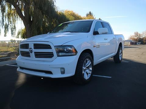 2014 RAM Ram Pickup 1500 for sale in Vernal, UT