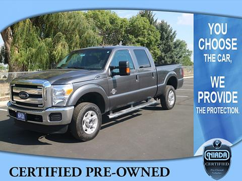 2016 Ford F-350 Super Duty for sale in Vernal, UT