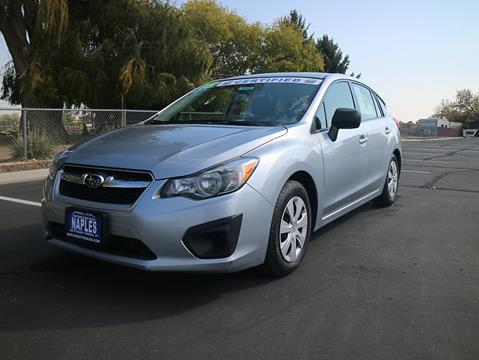 2013 Subaru Impreza for sale in Vernal, UT