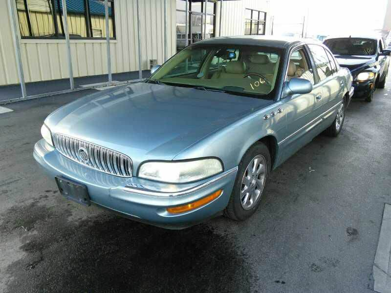 2005 buick park avenue ultra 4dr supercharged sedan in germantown oh germantown auto sales. Black Bedroom Furniture Sets. Home Design Ideas