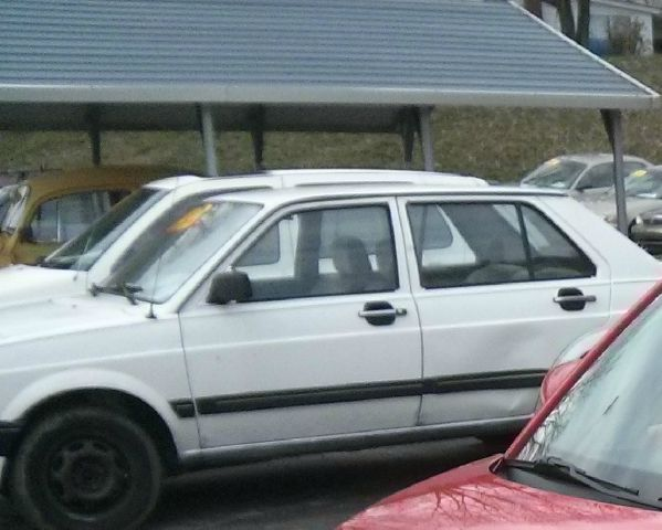 1987 Volkswagen Fox