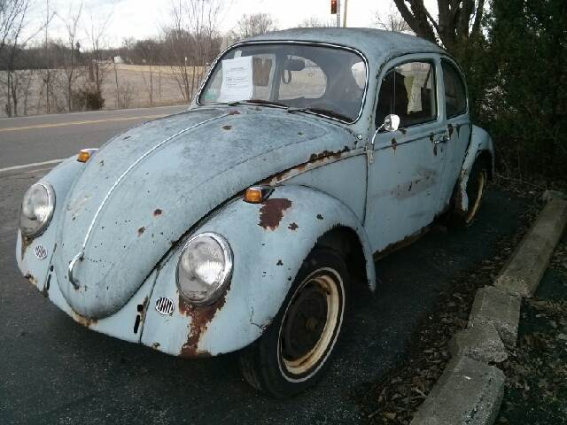 1966 volkswagen beetle for sale in walden ny for Hilltop motors jacksonville fl