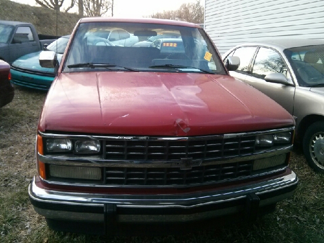 1988 chevrolet c k 1500 series for sale in germantown oh for Young motors shelbyville tn