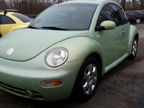 2002 Volkswagen New Beetle for sale in Germantown, OH