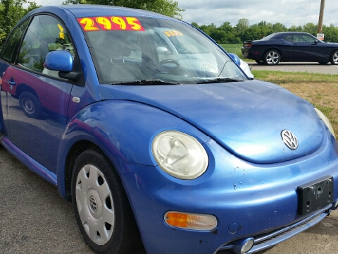1999 Volkswagen Beetle For Sale Carsforsale Com