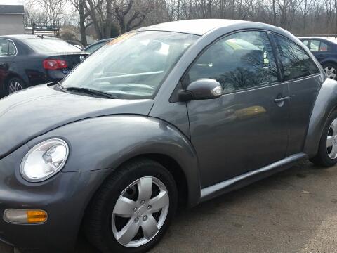 2004 Volkswagen New Beetle for sale in Germantown, OH