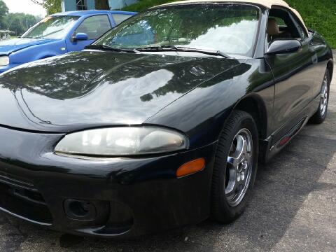 1998 Mitsubishi Eclipse Spyder