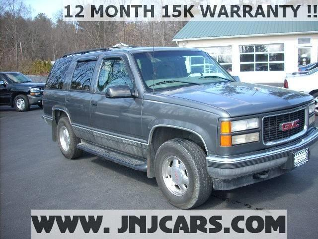 1999 GMC Yukon for sale