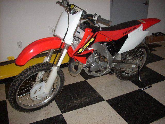 2003 ATV HONDA CR125R