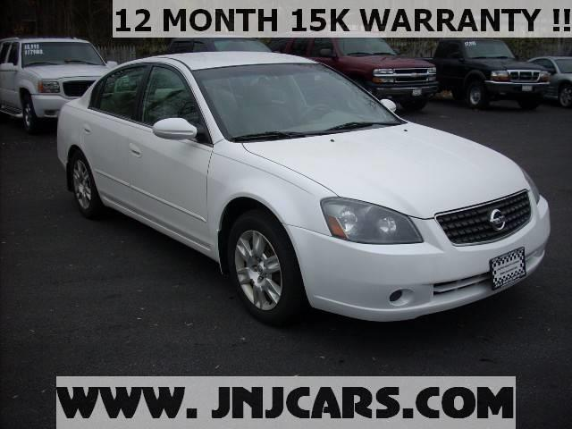 2005 Nissan Altima for sale