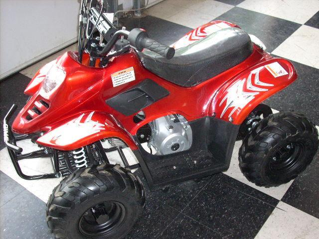 2013 ATV COOLSTER ATV110RED