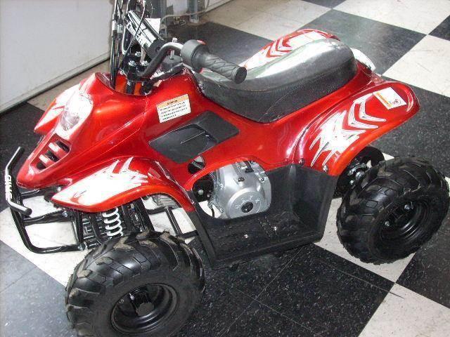 2013 ATV COOLSTER ATV110RED