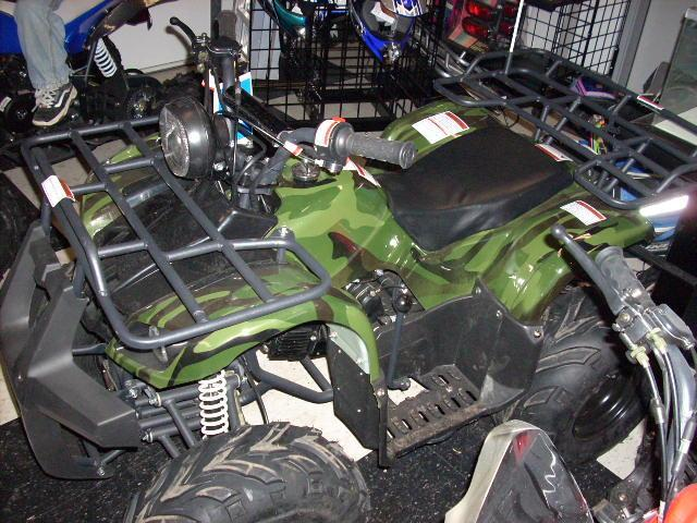 2009 ROKETA JETMOTO 110 48R for sale