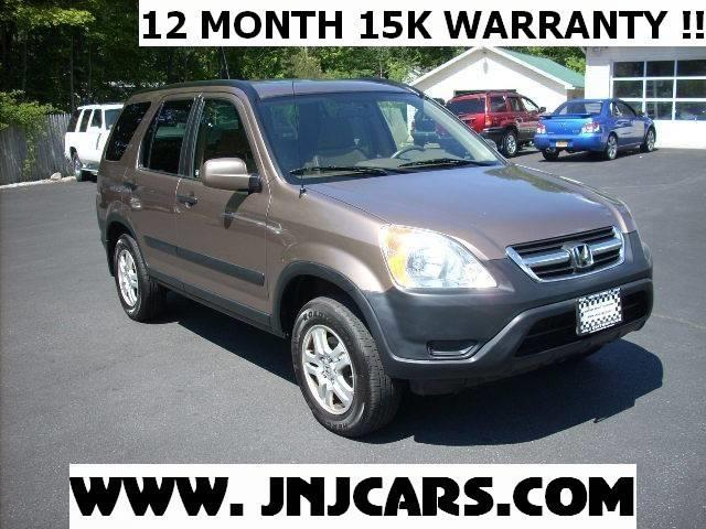 2002 Honda CR-V for sale