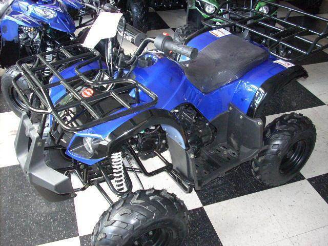2013 ATV COOLSTER ATV 125BL