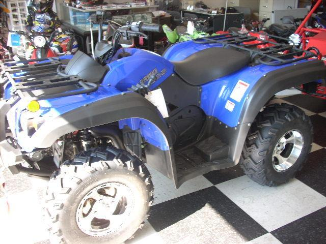 2011 ATV SUPERMACH HS500EFI for sale