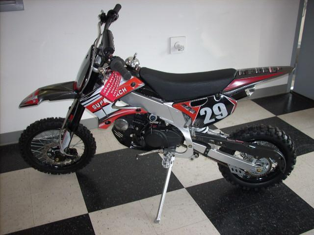 2012 ATV SUPERMACH APPOLLO for sale