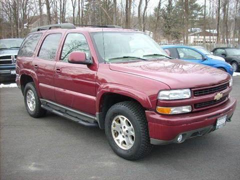 2004 Chevrolet Tahoe for sale in Saratoga Springs, NY