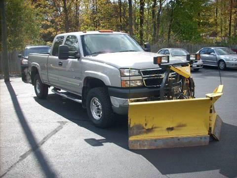 2007 Chevrolet Silverado 2500HD Classic for sale in Saratoga Springs, NY