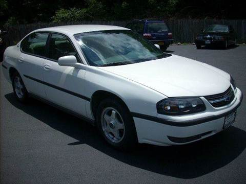 2004 Chevrolet Impala for sale in Saratoga Springs, NY