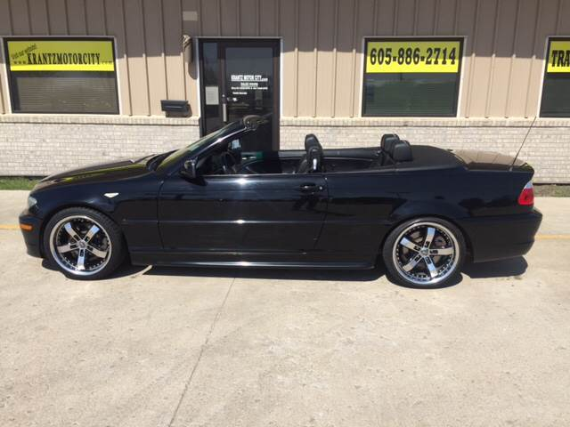 2005 bmw 3 series 330ci 2dr convertible in watertown sd. Black Bedroom Furniture Sets. Home Design Ideas