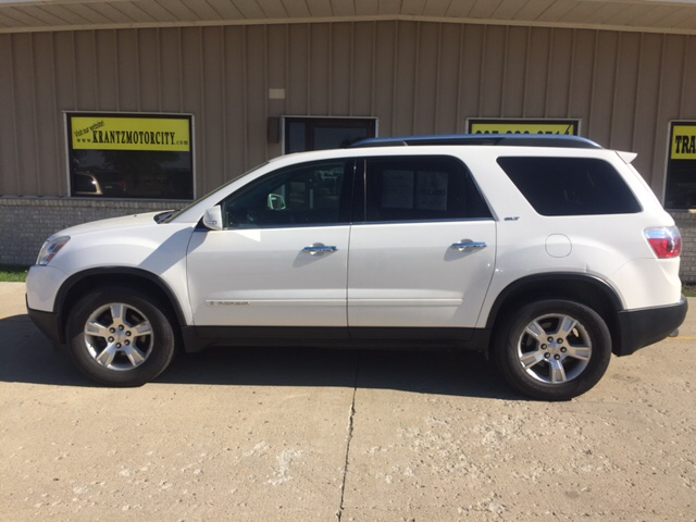 2007 gmc acadia awd slt 2 4dr suv in watertown sd krantz. Black Bedroom Furniture Sets. Home Design Ideas