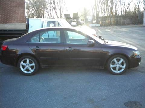 2006 Hyundai Sonata for sale in Waynesboro, VA