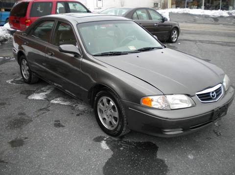 2002 Mazda 626 for sale in Waynesboro, VA