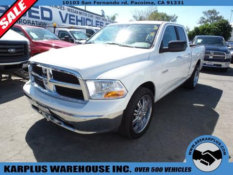 2009 Dodge Ram Pickup 1500 for sale in Pacoima, CA