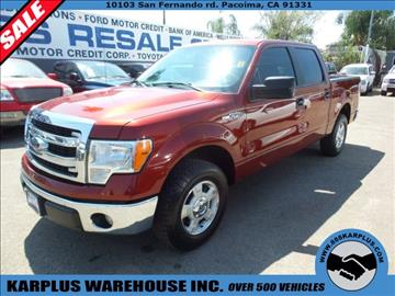2014 Ford F-150 for sale in Pacoima, CA