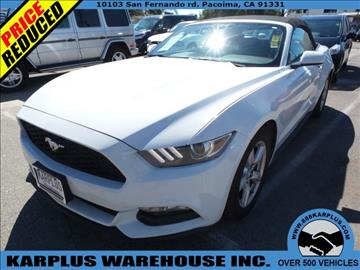 Ford Mustang For Sale - Carsforsale.com