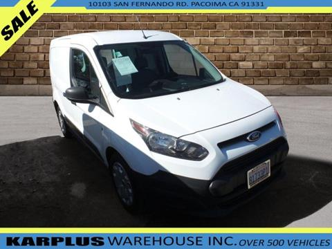 2014 ford transit connect cargo for sale in california. Black Bedroom Furniture Sets. Home Design Ideas