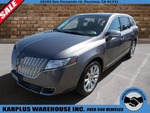 2010 Lincoln MKT for sale in Pacoima, CA