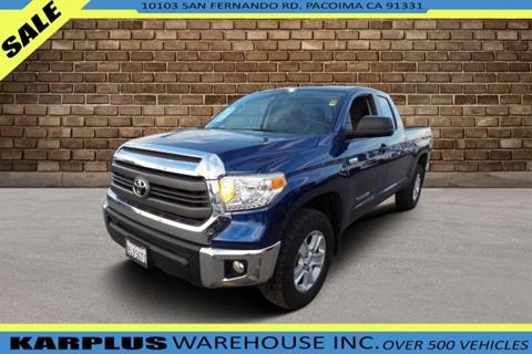 used toyota tundra for sale - carsforsale®