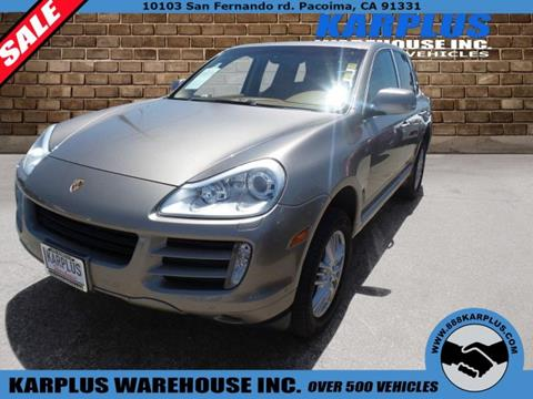 2009 Porsche Cayenne for sale in Pacoima, CA