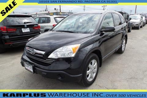 2007 Honda CR-V for sale in Pacoima, CA